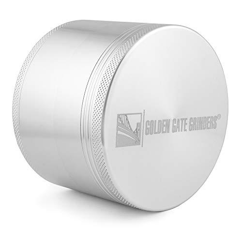 space case metal herb grinder - 1