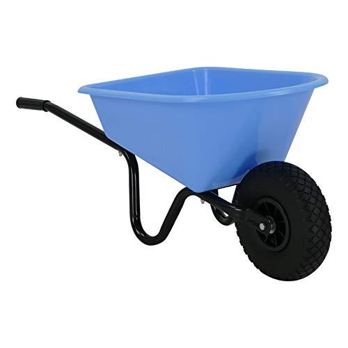 FORT 35610 Kinderkarre Kinderschubkarre blau