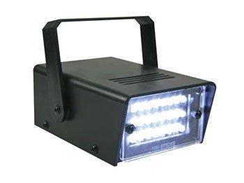 019 282 STROBE light flashing DISCO MUSIC downbeat FLASH LIGHT COLORED NEW