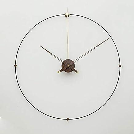 Pendules Et Horloges Gzgj Café Vintage Design Lumineux