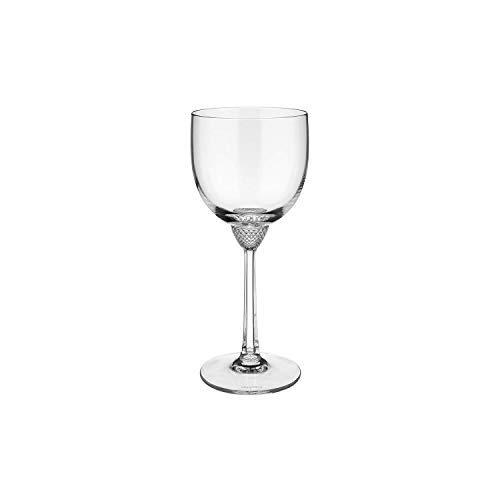 Villeroy & Boch Octavie rode wijnglas, kristalglas, 196mm