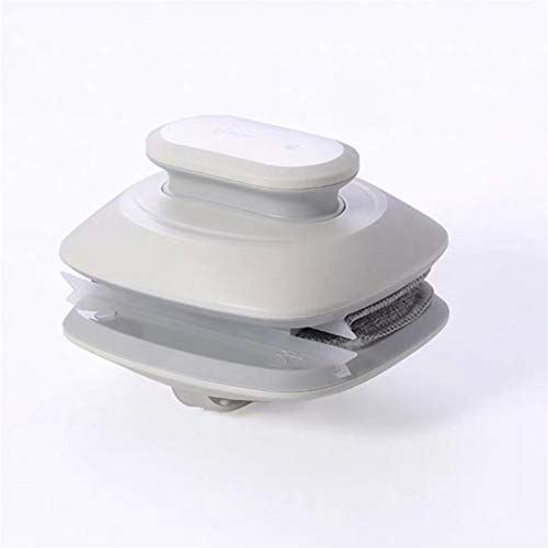FDSFD Limpiaparabrisas con Limpiador de Vidrio magnético de Doble Cara, Material ABS látex Natural, Esponja de Almacenamiento de Agua incorporada, antiarañazos ecológicos