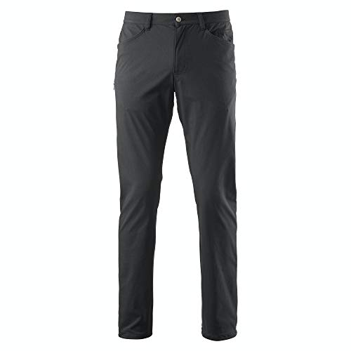 Kathmandu Flight Men's Stretch Travel Trousers - XS Black