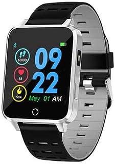 Rastreador de Ejercicios, Pantalla a Color Impermeable Fitness Tracker Reloj Pulsómetro presión sanguínea Monitor de Sueño Podómetro Compatible con Android iOS para Mujeres y Hombres