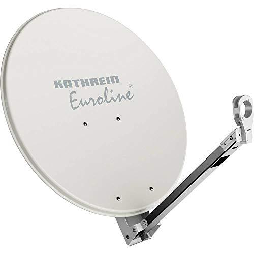 Kathrein KEA 850 - satellite antennas (10.7 - 12.75 GHz, 0 - 80°, White, Aluminium)