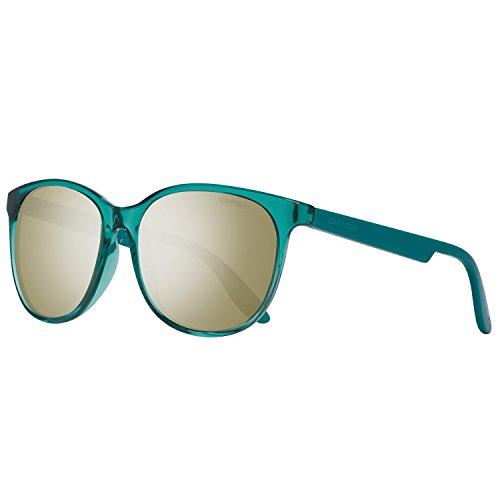 Carrera 5001 3U I16 Gafas de sol, Verde (Green Sldaqua/Khaki Grey Speckled Blue), 56 para Mujer