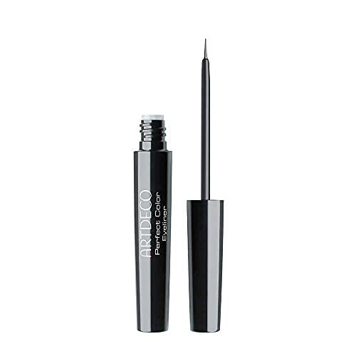 ARTDECO Perfect Color Eyeliner, fabintensiver Eye Liner, Nr. 1, schwarz