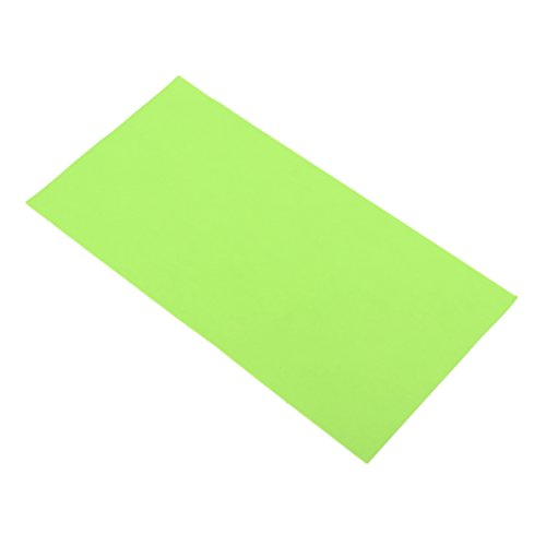 Homyl Selbstklebender Reparatur Aufkleber elastisch Flicken für Regenjacke, Zelt, 20x10cm - Grün