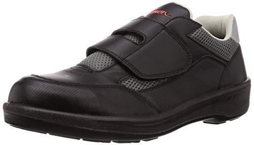 [シモン] プロスニーカー 短靴 8818 ブラック 29 cm 3E
