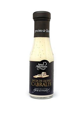 Salsas Asturianas Salsa Queso Cabrales - 280 gr