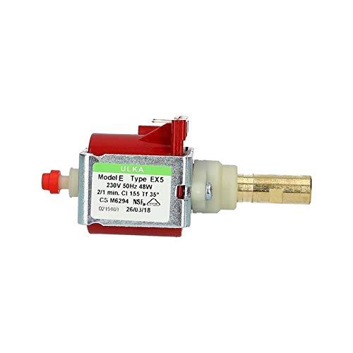 LUTH Premium Profi Parts - Bomba de agua Conviene para las siguientes marcas : ECM Gaggia Saeco Krups LaPavoni Moulinex Philips Saeco Gaggia Solis Spidem Tchibo TCM Bosch Siemens.