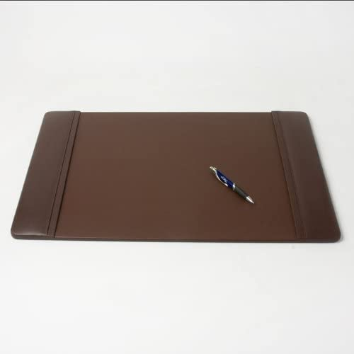 Colorado Springs Mall Leather Desk Pad 25.5 Brown Chocolate X 17.5 Cheap mail order specialty store