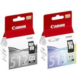 Canon, cartuccia originale, inchiostro nero e colori, per stampanti Pixma iP2700, iP2702, MP240, MP250, MP252, MP260, MP270, MP272, MP280, MP282, MP480, MP490, MP492, MP495, MP499, MX320, MX330, MX340, MX350, MX410, MX420