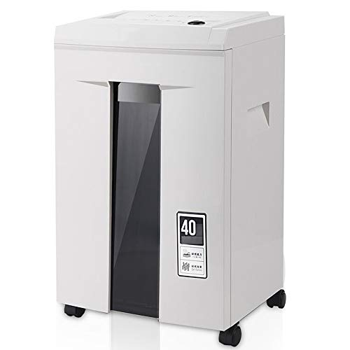 Best Buy! Shredder, Paper for 40 Minutes Continuous Running Time, 20 Liters of Waste Paper Capacity,...