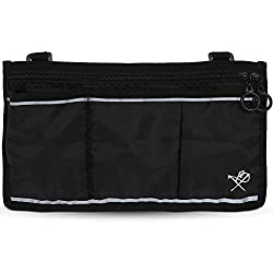 Best Bags for Wheelchairs and Walkers #3 - Pembrook Wheelchair Side Bag