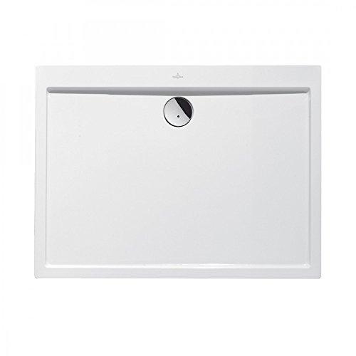 SUBWAY Duschwanne Quadrat 1000 x 1000 x 35 mm weiß