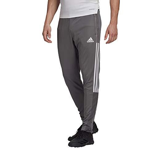 adidas Tiro 21 Track Pants Pantaln, Team Grey Four, S para Hombre