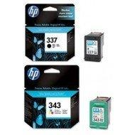 HP Druckerpatronen 337und 343