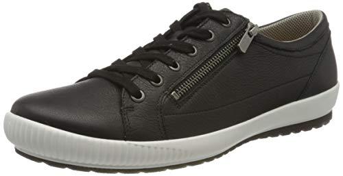 Legero Damen Tanaro Sneaker, Schwarz Schwarz Schwarz 01, 42 EU (Herstellergröße: 8 UK)