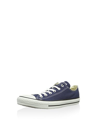 Converse Unisex-Erwachsene Chuck Taylor All Star M9697c Low-top Sneaker, Blau (Navy), 37.5 EU