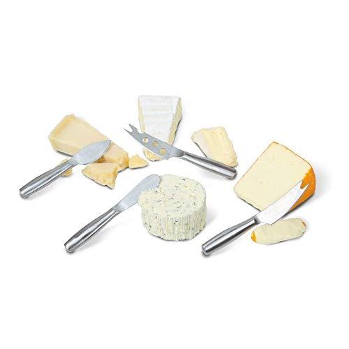 BOSKA Copenhagen Mini Knife Set Cheese Knives, Stainless