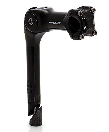 XLC Unisex– Erwachsene Vorbau ST-T01 Alu, schwarz, 25,4mm