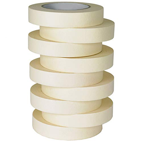 OGI General Purpose Masking Tape for Production Painting, 0.94-Inch by 60-Yard, 9-Pack