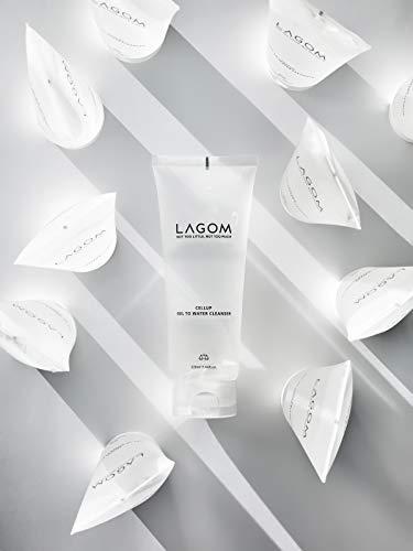 LAGOM(ラゴム)ラゴムジェルトゥウォータークレンザー220ml(朝用洗顔料)日本正規品