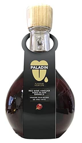 PALADIN RED WINE VINEGAR AGED IN OAK BARRELS 500ml - BOX OF 6 BOTTLES