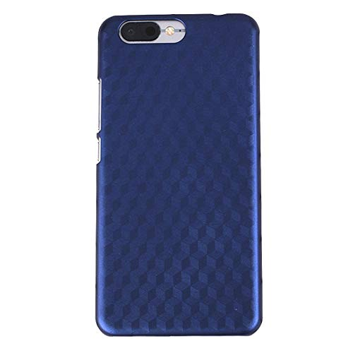 Cases for Phone for UMI Z Metal Painting PC Protective Case Back Cover Shell (Black) (Color : Dark Blue)