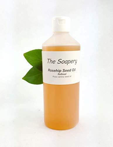 Aceite de rosa mosqueta 500ml - 100% puro refinado
