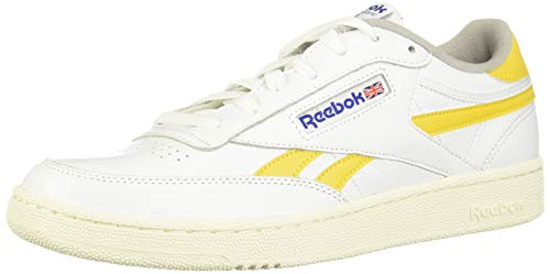 Reebok Revenge Plus MU Schuhe White/Tonic Yellow/Chalk