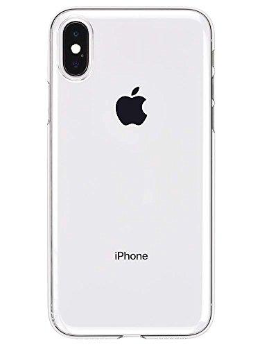 パワーサポート エアージャケット for iPhoneX クリア PGK-71