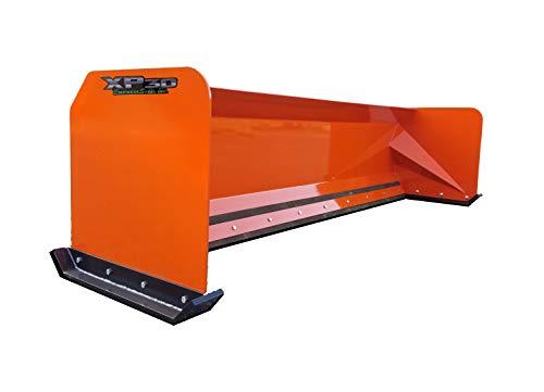 Buy 10' XP30 Skid Steer Snow Pusher Kubota Orange