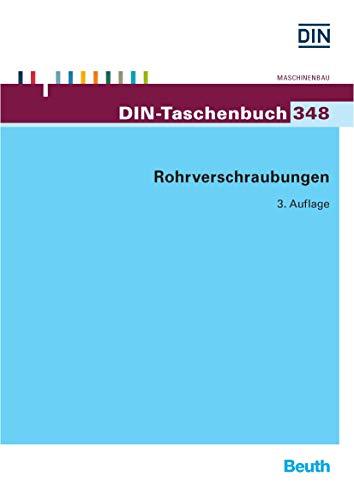 Rohrverschraubungen (DIN-Taschenbuch)