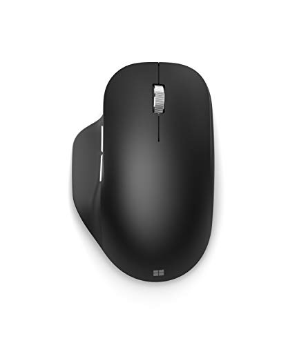Microsoft Bluetooth Ergonomic Mouse - Matte Black