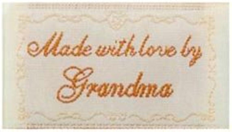 Bulk Buy: Blumenthal Lansing Iron On Lovelabels 4/Pkg Made With Love By Grandma 2500-2551 (6-Pack)