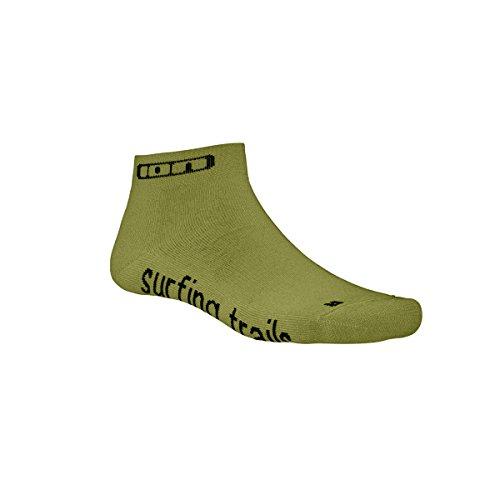 Ion Role Fahrrad Funktions Socken grün 2016: Größe: 43-46