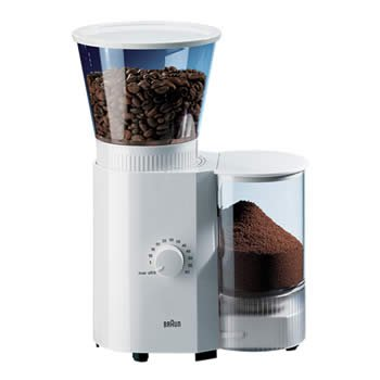 Braun Coffee/Espresso Mill (Black)