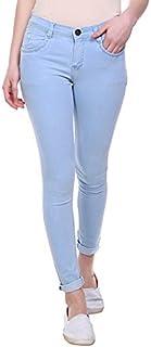 Golden Butterfly Women's Girls Slim Fit Jeans