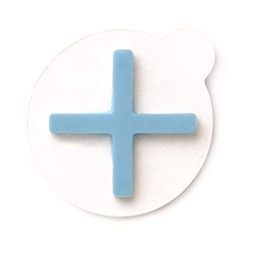 CT Mark Skin Markers - Non Metallic 1.2cm Cross, 50 per Box, Ships Within 3 Days!