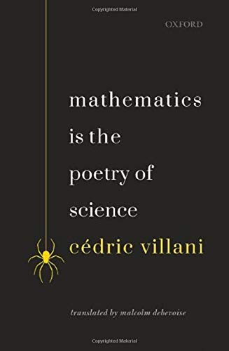 Mathematics is the Poetry of Science
