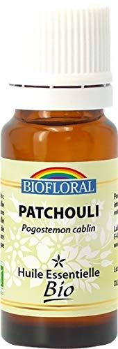 Biofloral - Patchouli - huile essentielle bio - Biofloral