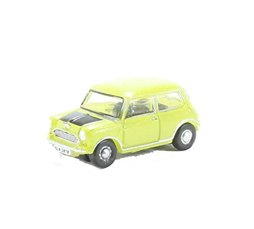 Oxford N-gauge Mini Lime Green Mr Bean