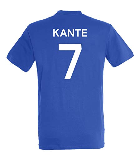 T-Shirt Chelsea – N'Golo Kante – Offizielle Kollektion Chelsea FC – Kindergröße 8 Jahre