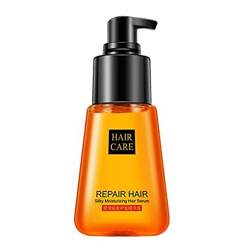 Super Curl Definition Booster 70 ml keratine pure arganolie haar etherische olie voor droge kruimen, haarverzorging