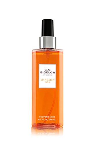 C.O. Bigelow Bath and Body Works Mandarin Oak Cologne Spray 6.7 Ounce Mist