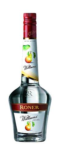 Roner Pera Williams (1x 1l) - Acquavite di frutta Distilleria Artigianale Alto Adige Südtirol piu premiata d'Italia - 1000 ml