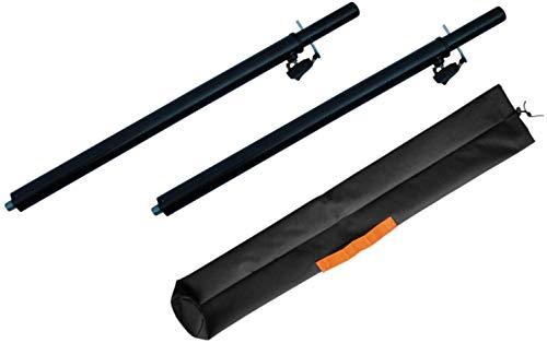2 barras distanciadoras M20 + bolsa altavoces boxes *