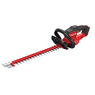CRAFTSMAN CMCHTS820B V20 Cordless Hedge Trimmer, 22-in. (Tool Only)